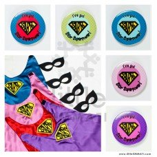 Sabr Superpower Cape Set 3-6 yrs