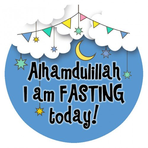 Fasting Badges