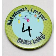 Salah Motivator Badges
